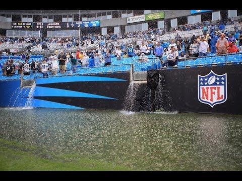 NFL Craziest Weather Games