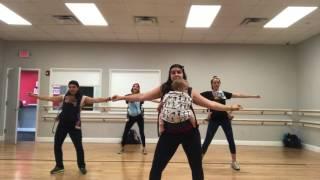 Ice Ice Baby! BabyWearing Dance Fitness