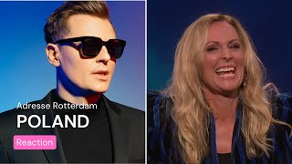 Norwegian TV about Poland's Eurovision song   Rafał - The Ride   Eurovision Song Contest 2021