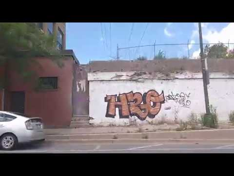 Chicago Graffiti & Street Art Exploration: Streamed LIVE 06-26-2017