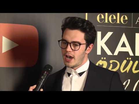 Elele Avon Kadın Ödülleri 2015/İsmail Ege Şaşmaz