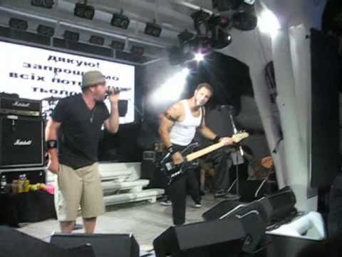Bloodhound Gang - Magna Cum Nada (Live @ Ibiza, Odessa 31.07.2013)
