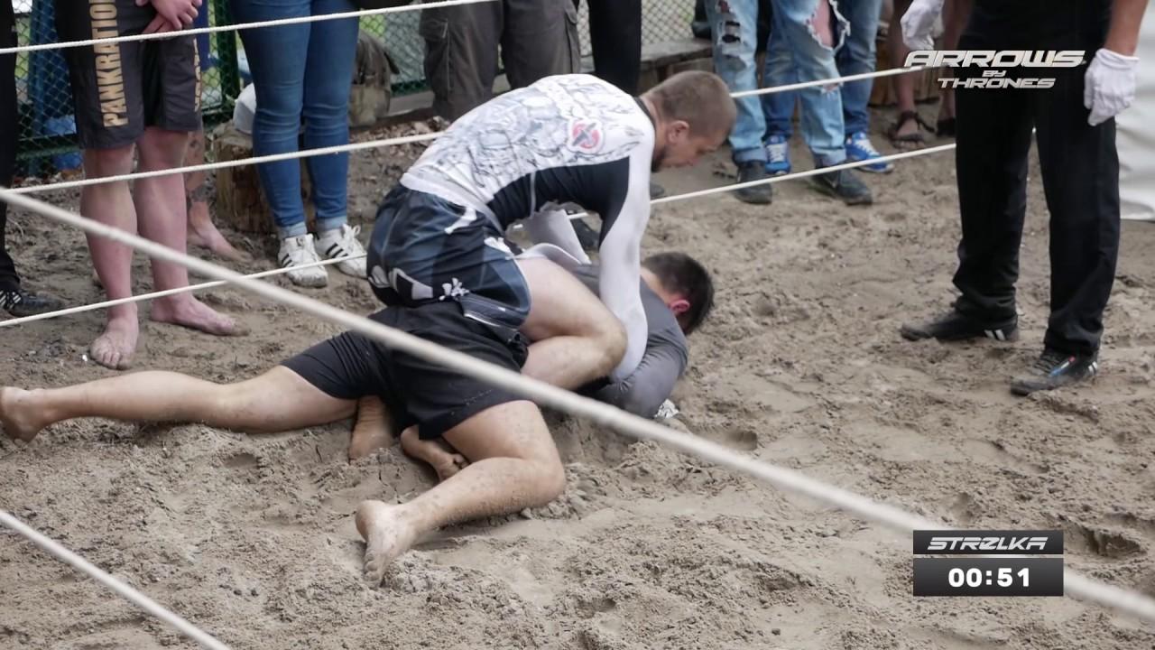 ТОПОР против МАРШАЛА, Стрелка в Украине.