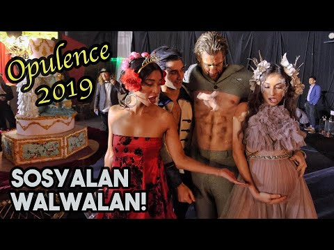 Manila's Most Extravagant Party of 2019: OPULENCE