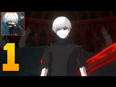 Tokyo Ghoul Dark War 东京战纪 - Gameplay Walkthrough Part 1 (IOS / ANDROID)