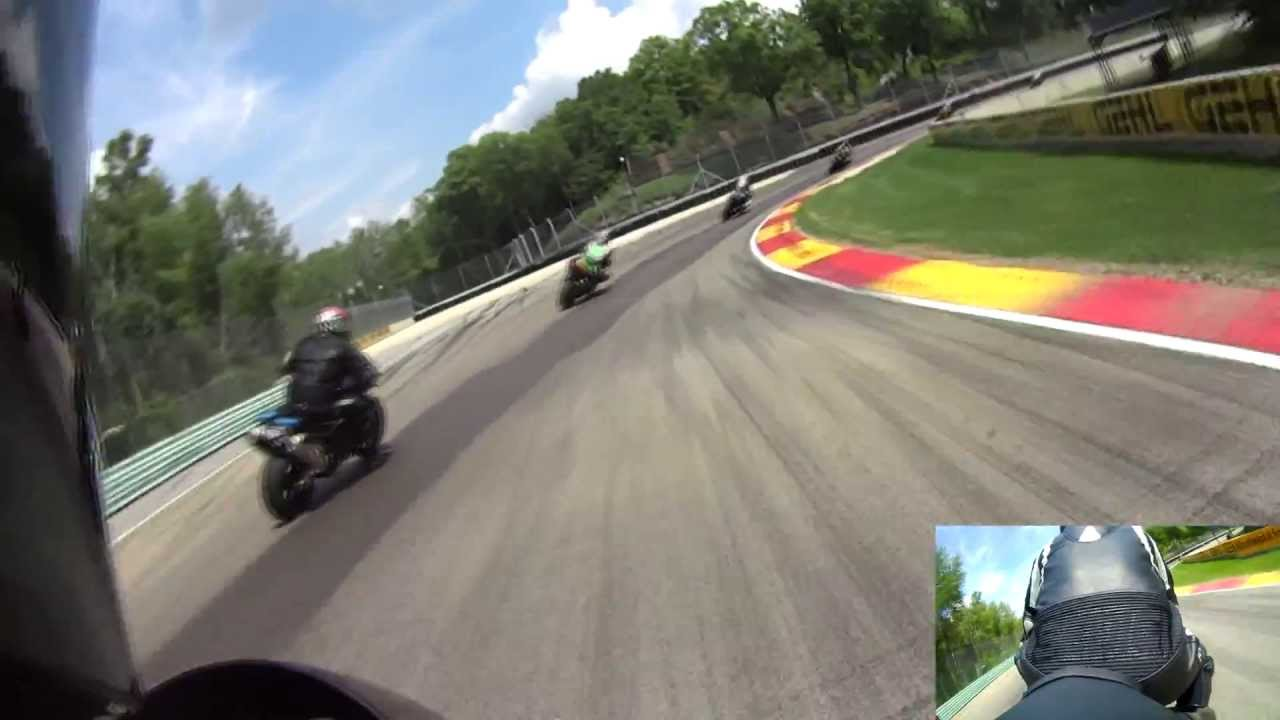 Road america track day bmw s 1000 rr