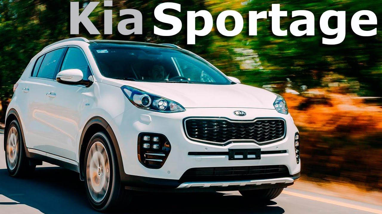 Kia Sportage Llega Para Sacudir El Segmento De Los Suv