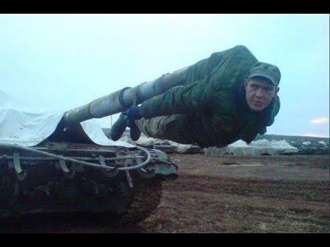 Сила России призывник из Крыма +18