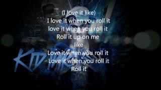 Kid Ink-Stank in my Blunt | HD Lyrics