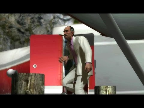 Hitman: Blood Money - Mission #2 - A Vintage Year