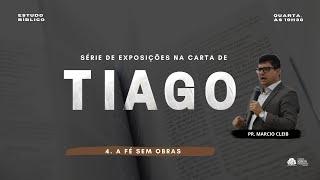 Estudo Bíblico | Rev. Marcio Cleib