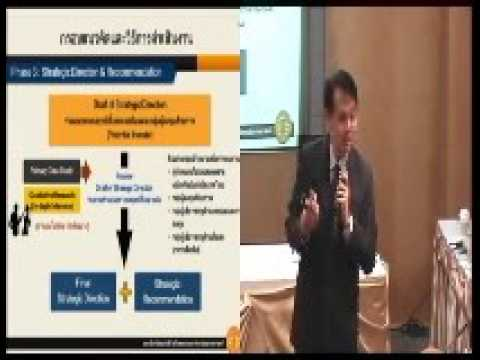 Capital Market Research Forum 01/2555 - ผลการศึกษาพฤติกรรมการออมและการลงทุน ตอน 1