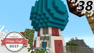 HUGE Bulb! - MINECRAFT (VintageCraft Server) - EP38 (Minecraft Video)