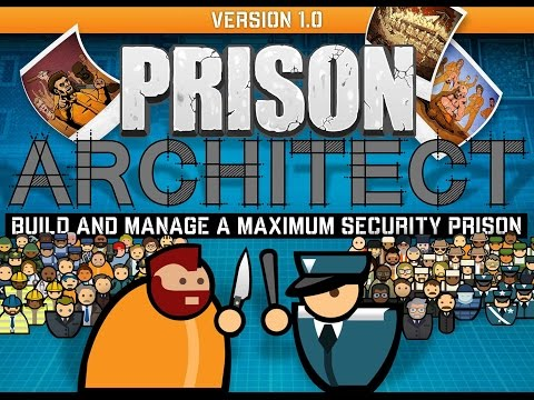 Prison Architect S01E08 Neverending flow of wood