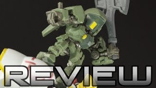Gundam Frame Operation 001 | Graze  - IRON BLOODED ORPHANS - Mecha Gaikotsu REVIEW