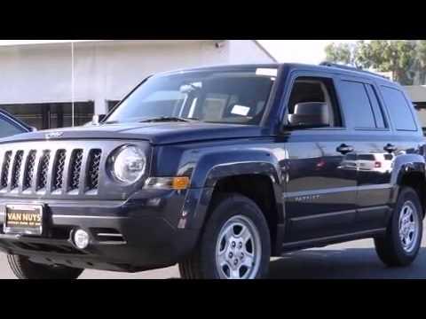 2014 jeep patriot sport fwd in van nuys ca 91401 youtube. Black Bedroom Furniture Sets. Home Design Ideas
