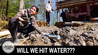 Off Grid Home Build (#7): Drilling a Deep Water Well - (Part 2 of 3)
