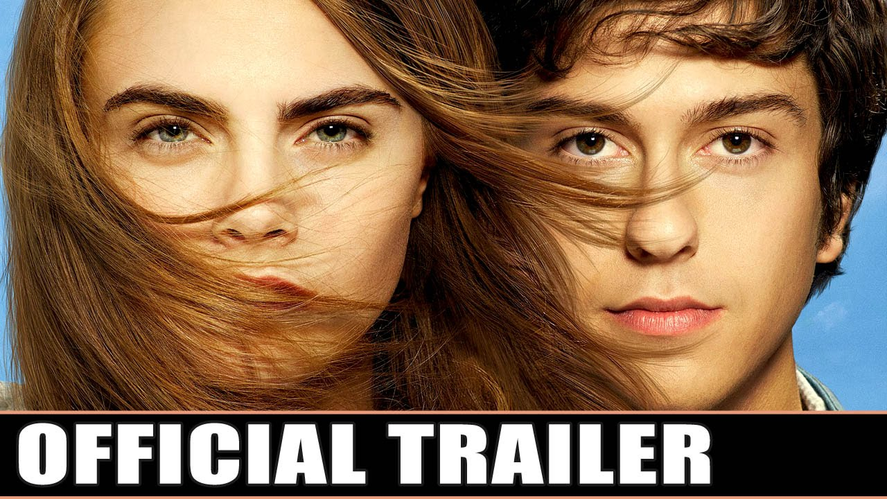 photo The Paper Towns' Trailer is Here: Watch Cara Delevingne in Her First Big MovieRole