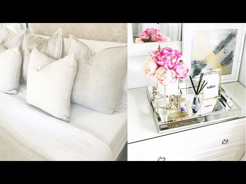 Home Decor 2019  Master Bedroom Makeover Reveal New Luxury Summer Makeover, Simple and Inexpensive