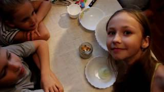 Детская кухня: лисички жареные
