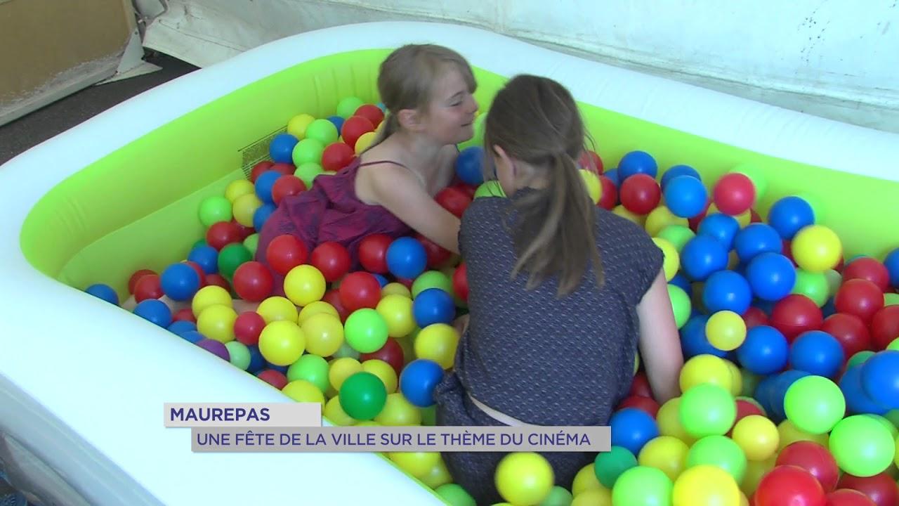 Maurepas : une fête de la ville sur le thème du cinéma
