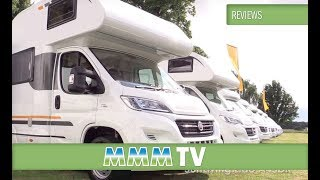 NEW! Adria 2016 motorhomes - Which Motorhome review!