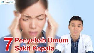 Wanita Sering Sakit Kepala, Waspada Aneurisma Otak ft dr. Mardjono Tjahjadi, Sp.BS | dr. Emasuperr.