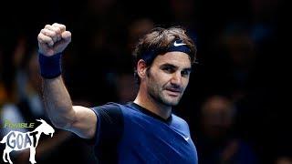 Roger Federer, The Ageless Wonder -Fumble GOAT Series