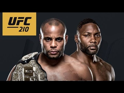 UFC 210 Results and Recap
