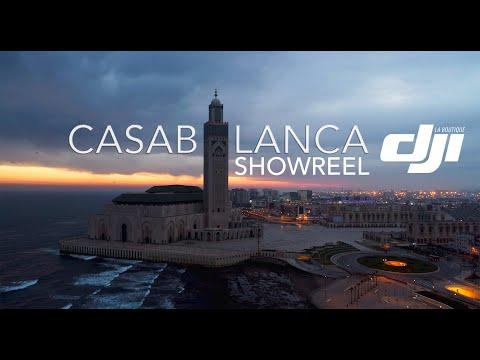 "Le Maroc vu du ciel (Casablanca) / المغرب من الفوق ""الدارالبيضاء"" - الحلقة الاولى"