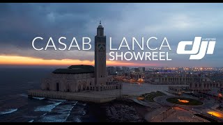 Casablanca - Aerial Magic Views (Morocco)
