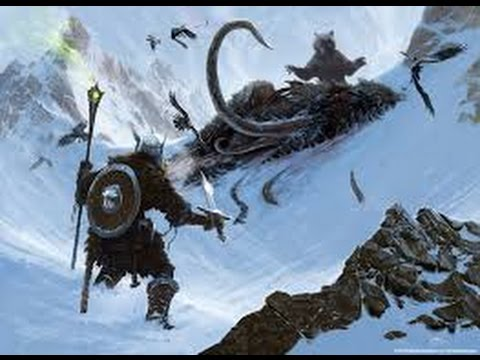 eso hunting the mammoth