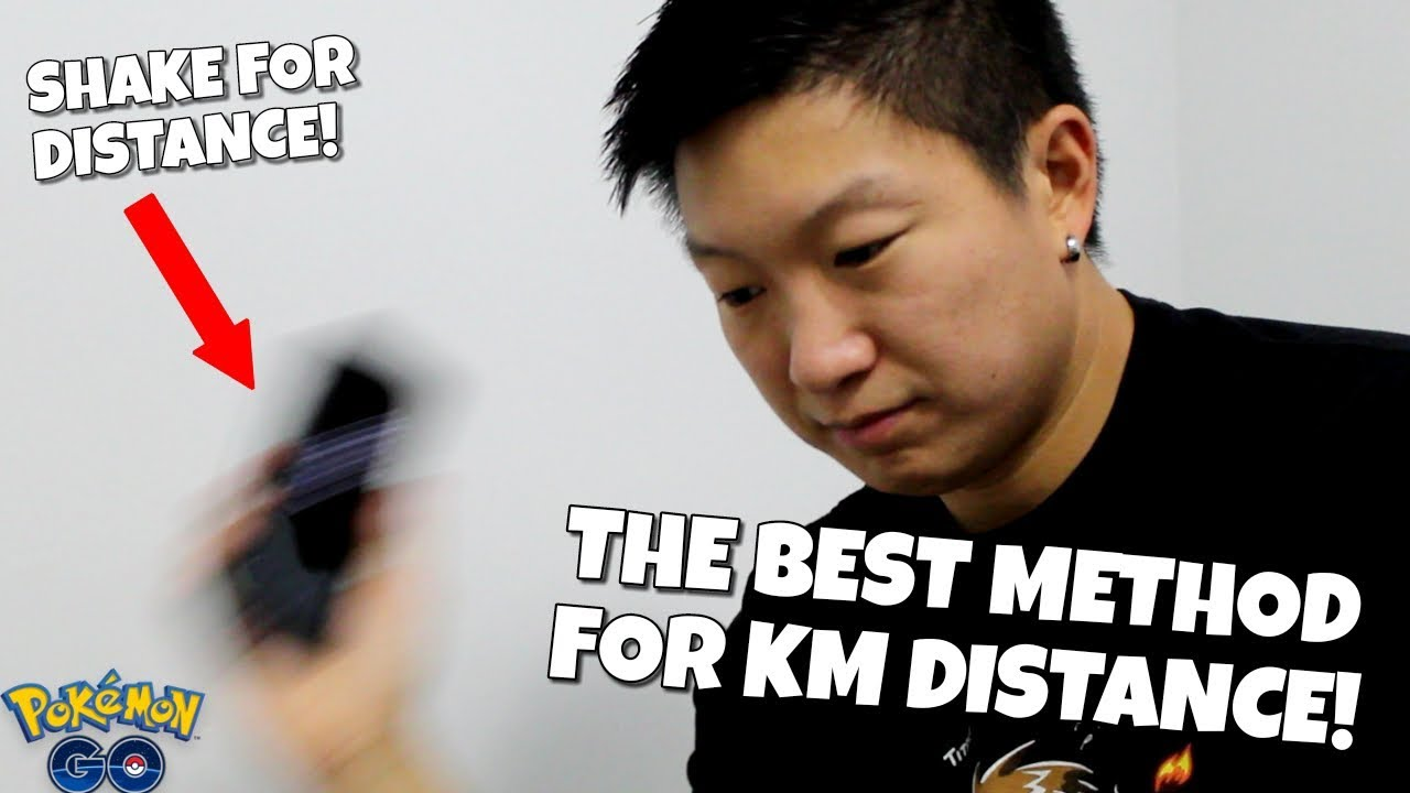 The Best Way To Get Km Distance In Pokemon Go With