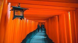 Il Meglio di KYOTO • Giappotour Ep.7 [Kyoto - Fushimi Inari - Nara - Todai-ji - Kasuga-taisha] thumbnail