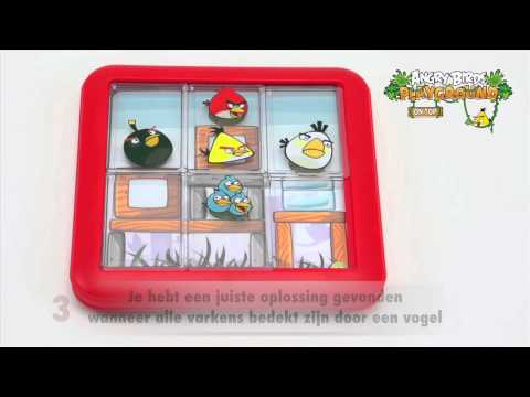 Smart Games Demo - Angry Birds On Top