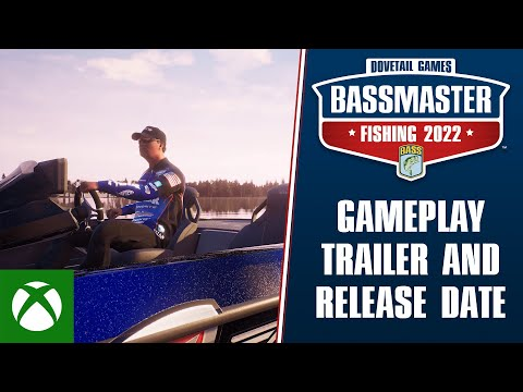 Bassmaster Fishing 2022 добавят в Game Pass в день релиза