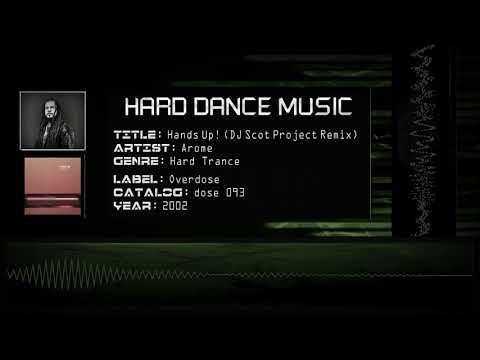 Arome - Hands Up! (DJ Scot Project Remix) [HQ]