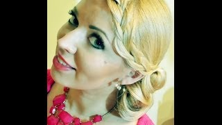 Kuodelis per 5 minutes! / Topknot in 5 minutes!