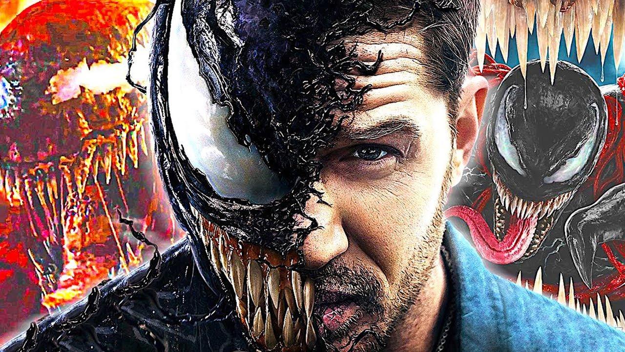 """VENOM 2 """"All TV Spots """" (2021) Tom Hardy, Marvel Horror"""