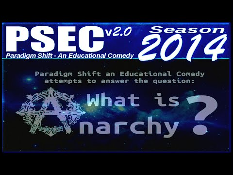 PSEC - 2014 - What Is Anarchy? [hd 1280 x 720]