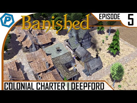 Banished | Colonial Charter | #5 | Fuel Refinery
