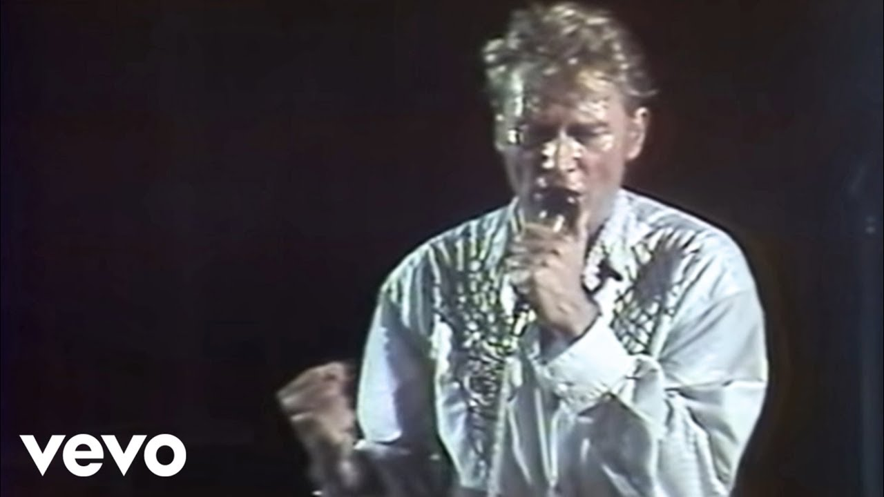 johnny hallyday l 39 envie live bercy 1987 youtube. Black Bedroom Furniture Sets. Home Design Ideas