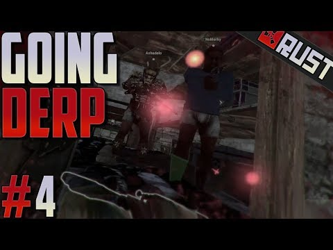 Going Derp #4 - Rust thumbnail