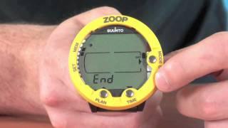 Suunto Zoop Dive Computer - www.simplyscuba.com