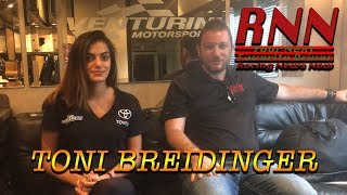 Toni Breidinger   Your Next Favorite Driver Ep105