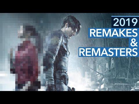 Remakes & Remasters 2019 - Diese Spiele-Klassiker kommen mit neuer Grafik zurück