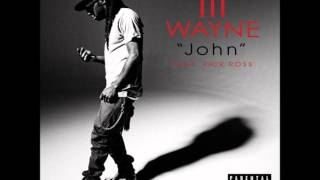Lil Wayne ft. Rick Ross - John Instrumental