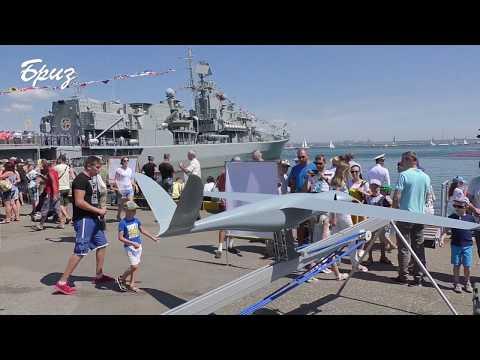 Презентація безпілотного літального комплексу «F-2M»