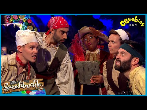 Swashbuckle | Pirate Competition | CBeebies
