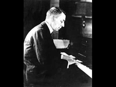Rachmaninoff Piano Concerto No 1 in F# Minor Op 1